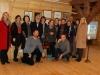 Parodos atidarymas Užvenčio kraštotyros muziejuje, 2013 | Opening of the exhibition in Užventis Museum, 2013