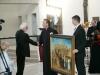 2011 metai - Torcque dovana Mažeikių Šv. Pranciškaus Asyžiečio bažnyčiai